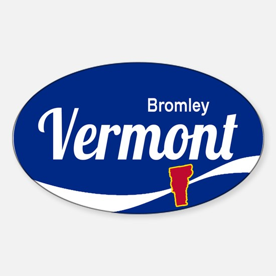 Bromley Mountain Ski Resort Vermont Epic Decal