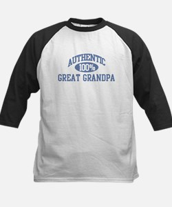 Authentic Great Grandpa Tee