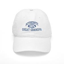 Authentic Great Grandpa Cap