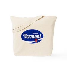 Stratton Mountain Ski Resort Vermont Epic Tote Bag