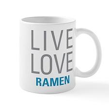 Live Love Ramen Mugs