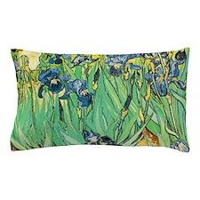 Van Gogh's Irises Pillow Case
