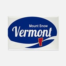 Mount Snow Ski Resort Vermont Epic Magnets