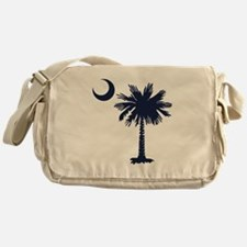 SC Flag Messenger Bag