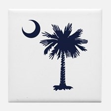 SC Flag Tile Coaster
