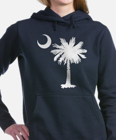 SC Flag Women's Hooded Sweatshirt