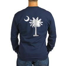 Sc Flag Long Sleeve T-Shirt
