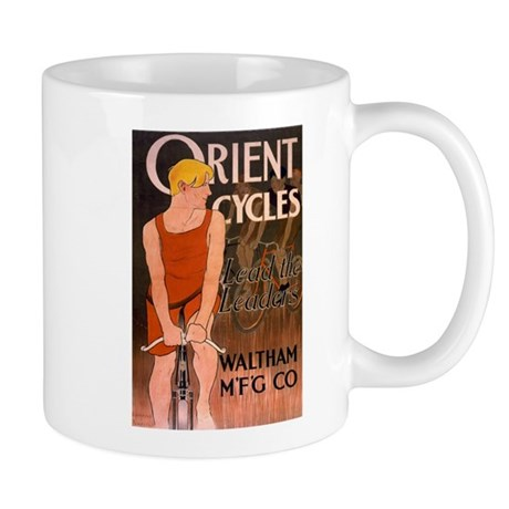 ORIENT CYCLES coffee cup