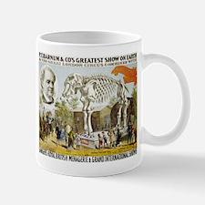 BARNUM ELEPHANT coffee cup