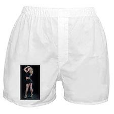 RocknRoll gurl Boxer Shorts