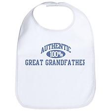 Authentic Great Grandfather Bib
