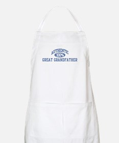 Authentic Great Grandfather BBQ Apron