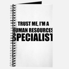 Trust Me, I'm A Human Resources Specialist Journal