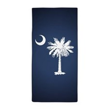 SC Flag Beach Towel