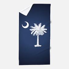 SC Flag Beach Towel