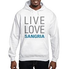 Sangria Hoodie Sweatshirt