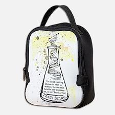 Isaac Asimov Neoprene Lunch Bag