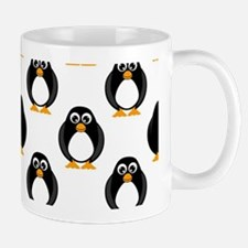 Cute Penguin Pattern Mug