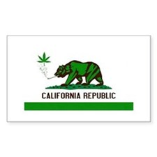 California Cannabis Decal
