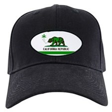 California Cannabis Baseball Hat