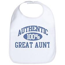 Authentic Great Aunt Bib