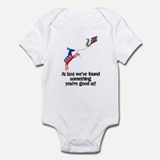 Liberals, Go Fly A kite Infant Bodysuit