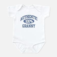 Authentic Granny Infant Bodysuit