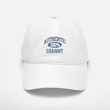 Authentic Granny Baseball Baseball Cap