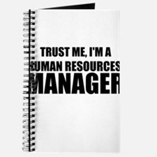 Trust Me, I'm A Human Resources Manager Journal