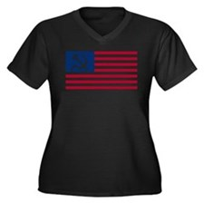 United Soviet States of America Plus Size T-Shirt