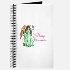 MERRY CHRISTMAS ANGEL Journal
