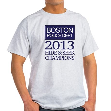 Boston Hide and Seek Champions T-Shirt