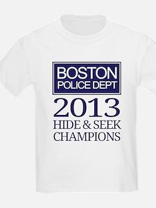 Boston Hide and Seek Champions T-Shirt