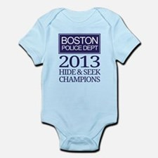 Boston Hide and Seek Champions Body Suit