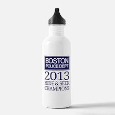 Boston Hide and Seek C Water Bottle