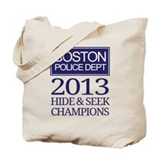 Boston Hide and Seek Champions Tote Bag