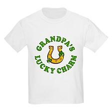 Grandpa's Lucky Charm T-Shirt