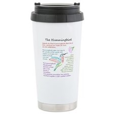 The Hummingbird Travel Mug