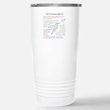 The Hummingbird Travel Mug