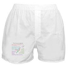 The Hummingbird Boxer Shorts
