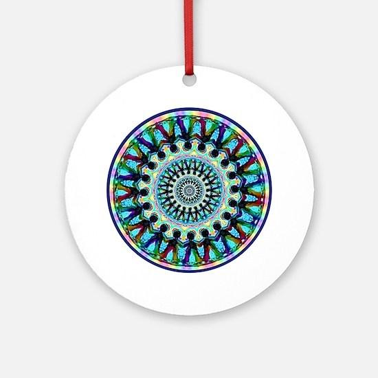 SPIRIT INFINITY Round Ornament