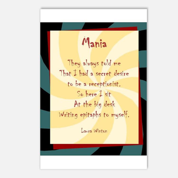 Mania Postcards