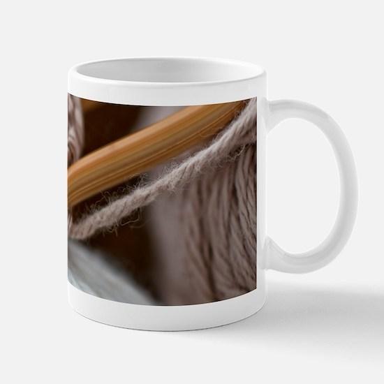 Knitting Needles Mug Mugs