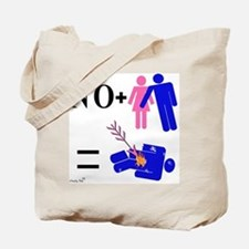 Meaning of NO Tote Bag