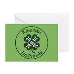 Pirish - Celebrate Pi Day & St. Greeting Cards
