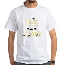 Time Never wasted if you spend it wi Shirt