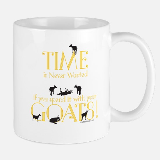 Time Never wasted if you spend it with Mug
