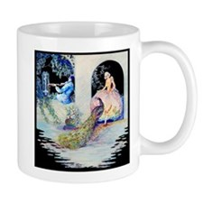 Tsanya Enchantment, Peacock Mugs