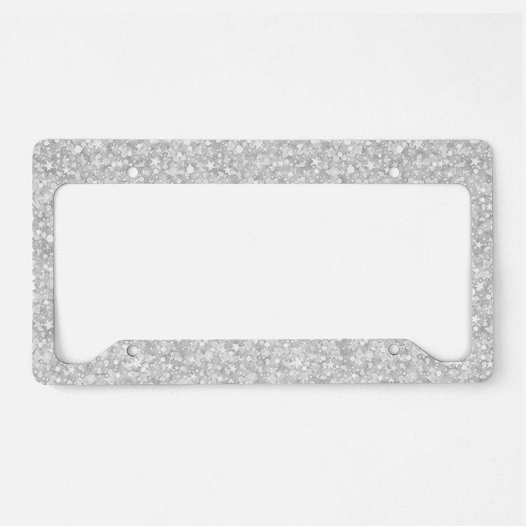 Sparkles Licence Plate Frames Sparkles License Plate