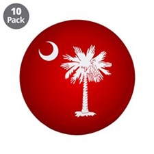 """SC Big Red 3.5"""" Button (10 pack)"""